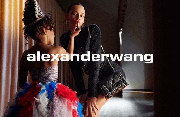 alexander wang spring 2019 collection 1 ad campaign the