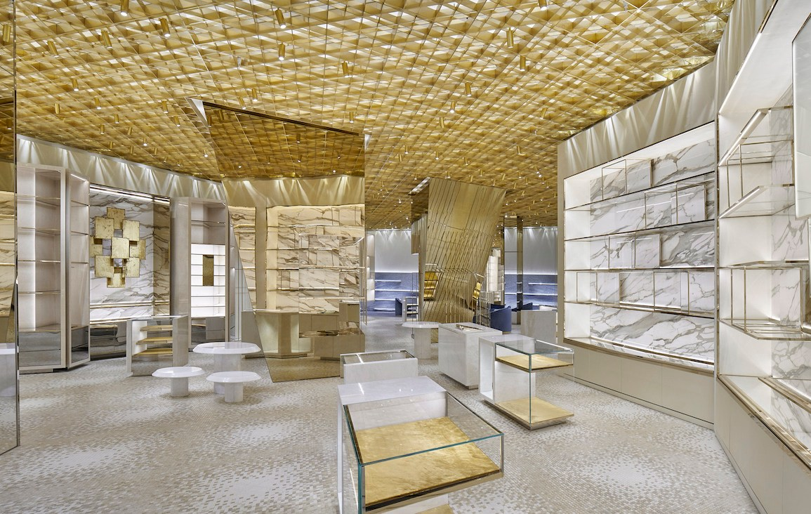 Versace Opens Sustainable Store in Bar Harbour Miami