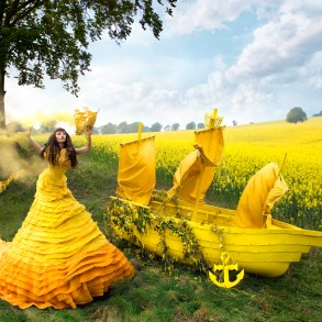 Welcome to Wonderland - Photographer Kirsty Mitchell's 'Wonderland' Book & Exhibit at Fotografiska