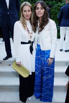 Carolina Bucci and Tania Fares