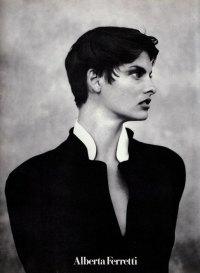 Alberta Ferretti FW 1989