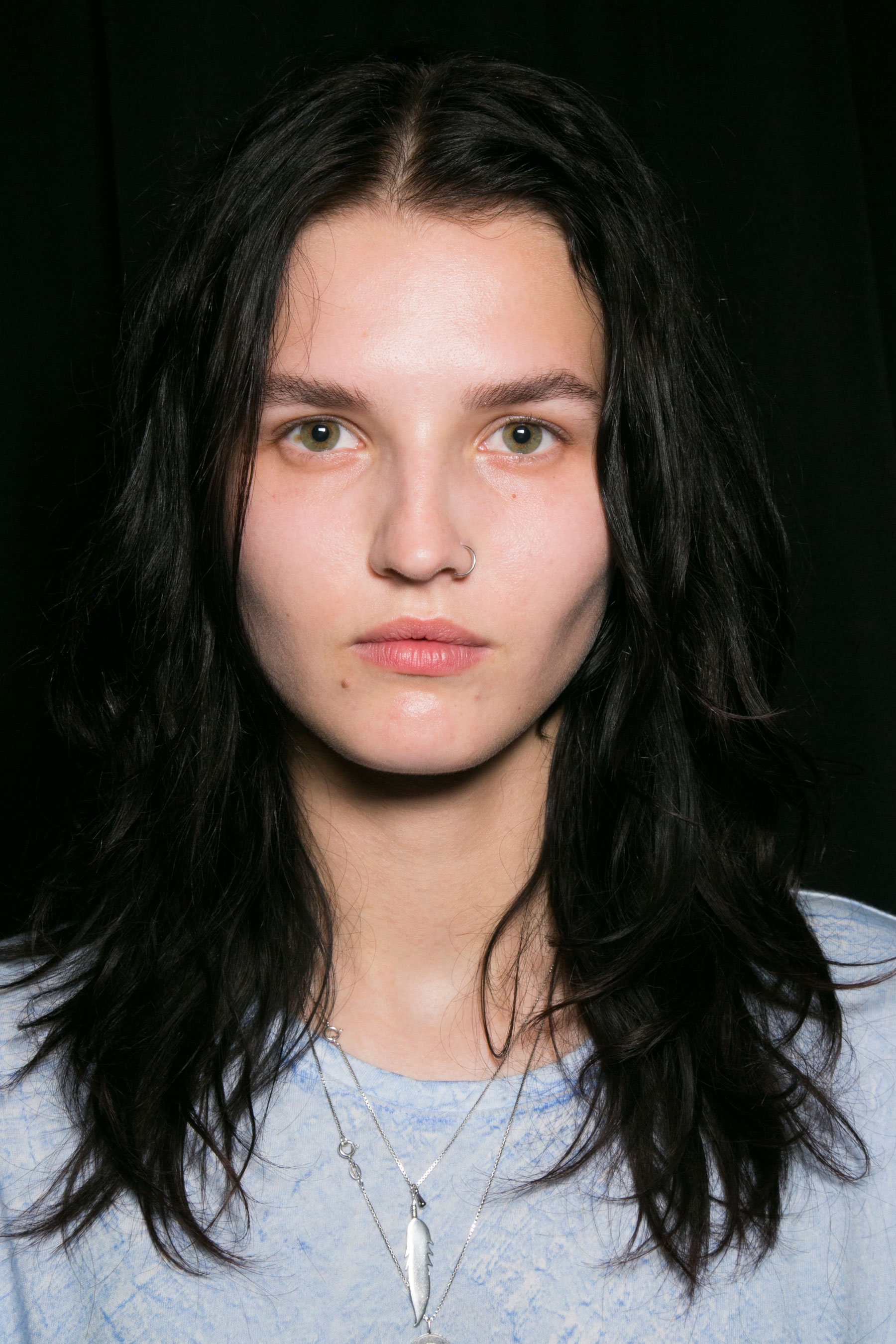 Alexander Wang Beauty-spring-2016-fashion-show-the-impression-25