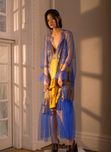 Allina Liu Fall 2017 Lookbook