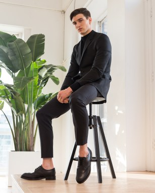 PAUL ANDREW PRESENTS: HIS FALL/WINTER 2016 COLLECTION
