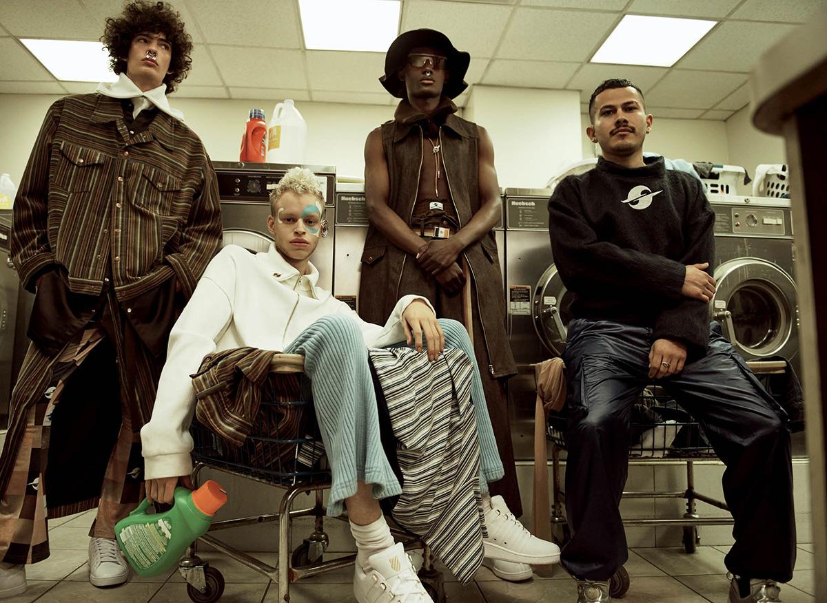 THE LAUNDRY ROOM GYPSY SPORT | Rio Uribe w/ Piero Mendez, Youssouf Bamba, & Alain Polanco