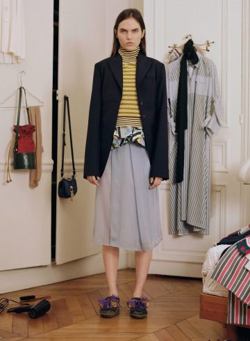 Carven Pre-Fall 2018 Lookbook