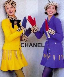 Chanel FW 1991