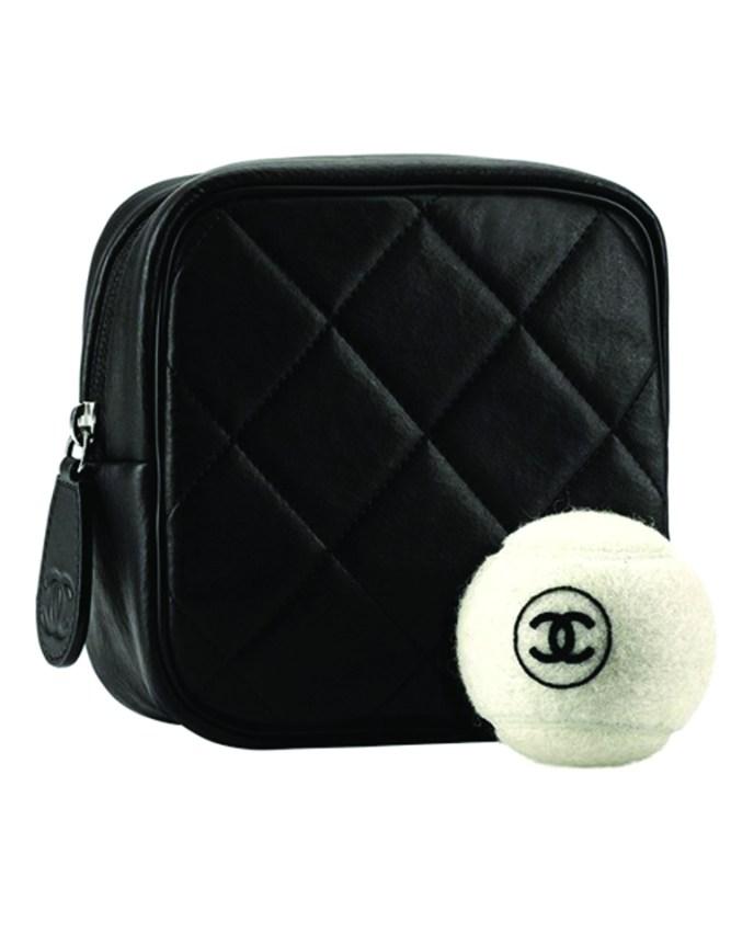 Chanel Tennis Ball Photo