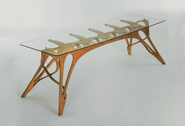 Carlo Mollino table