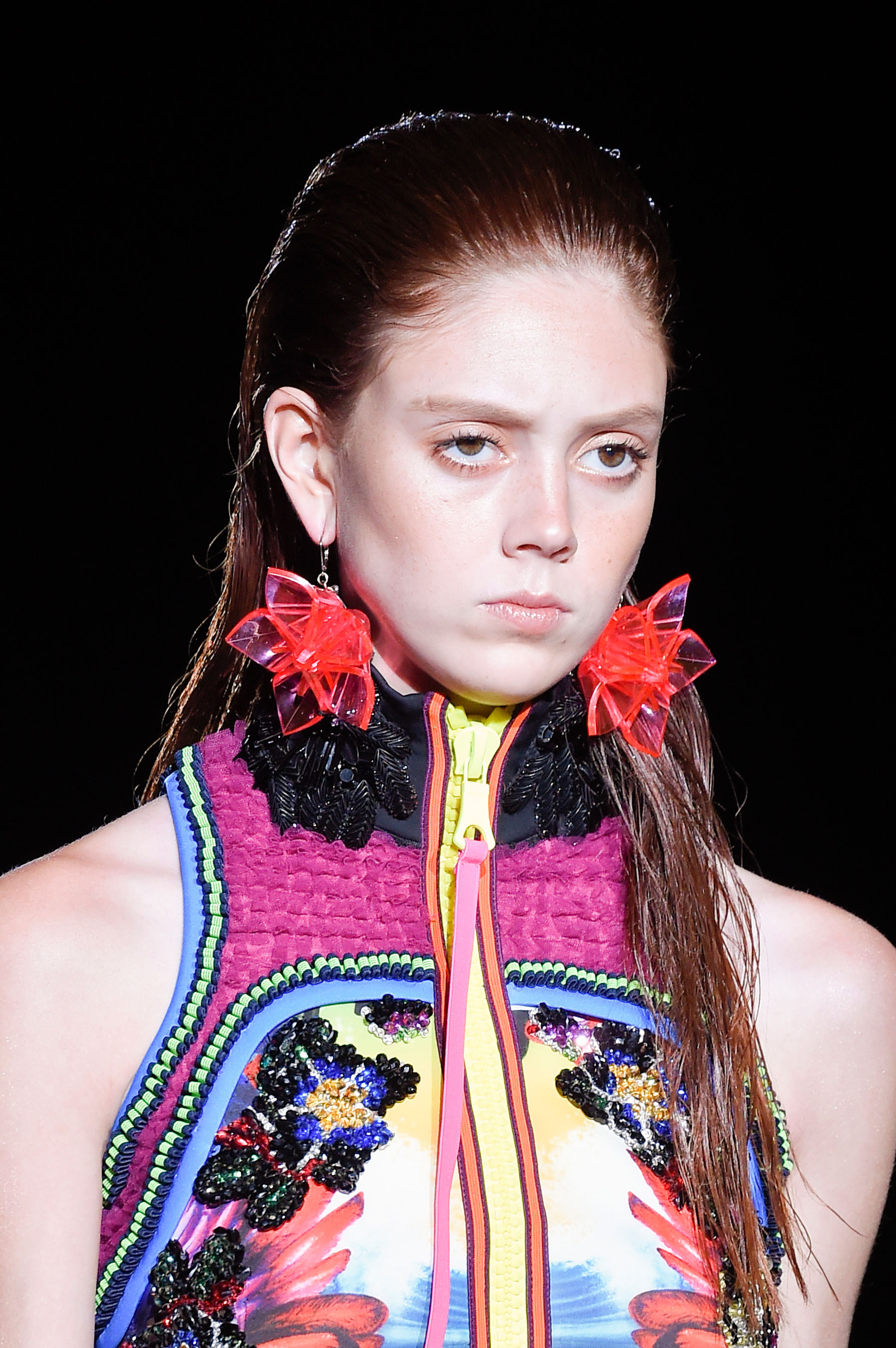 DSquared2-runway-beauty-spring-2016-fashion-show-the-impression-036