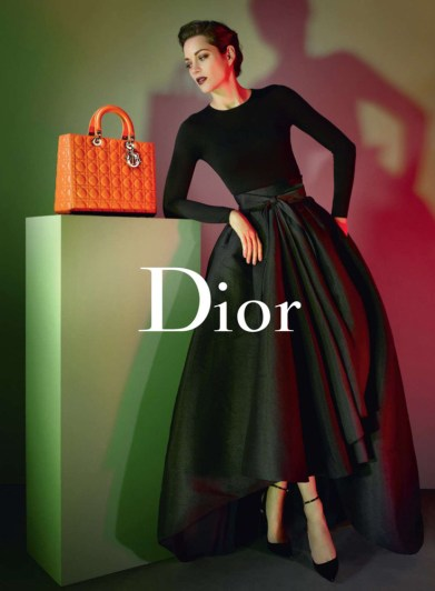 Dior Lady Dior SS 2013 Marion Cotillard