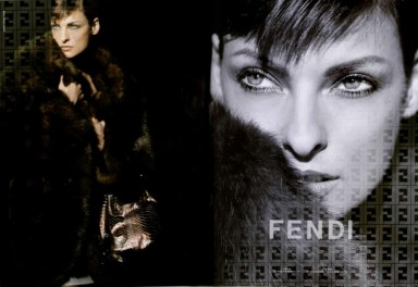 Fendi FW 2003