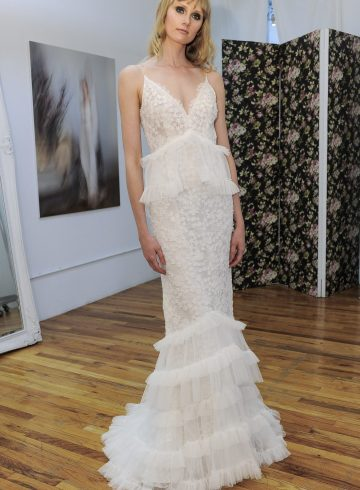 Elizabeth Fillmore Spring 2018 Bridal Fashion Show