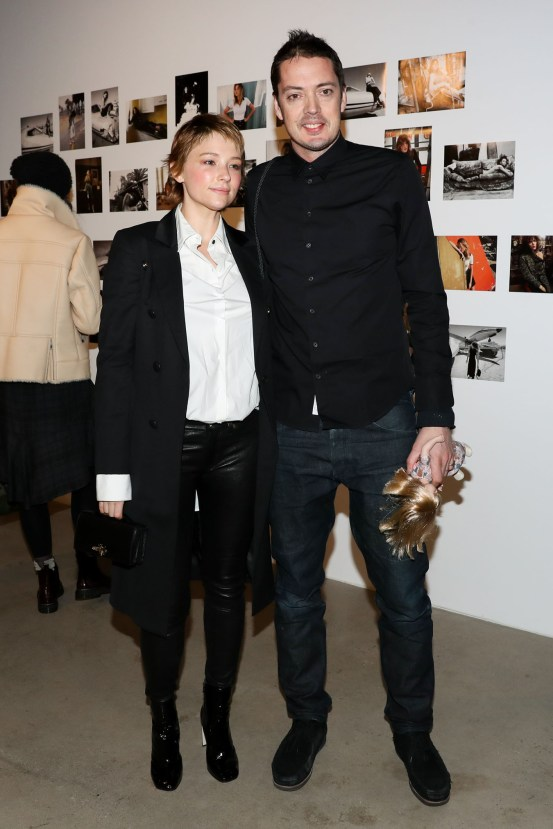 Haley Bennett, Marcus Wainwright