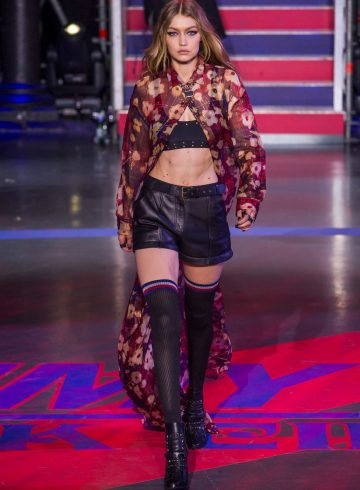 Tommy Hilfiger Fall 2017 Fashion Show
