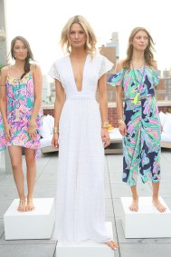 Lilly Pulitzer Resort 2017 Presentation: Life Under Printed Palms