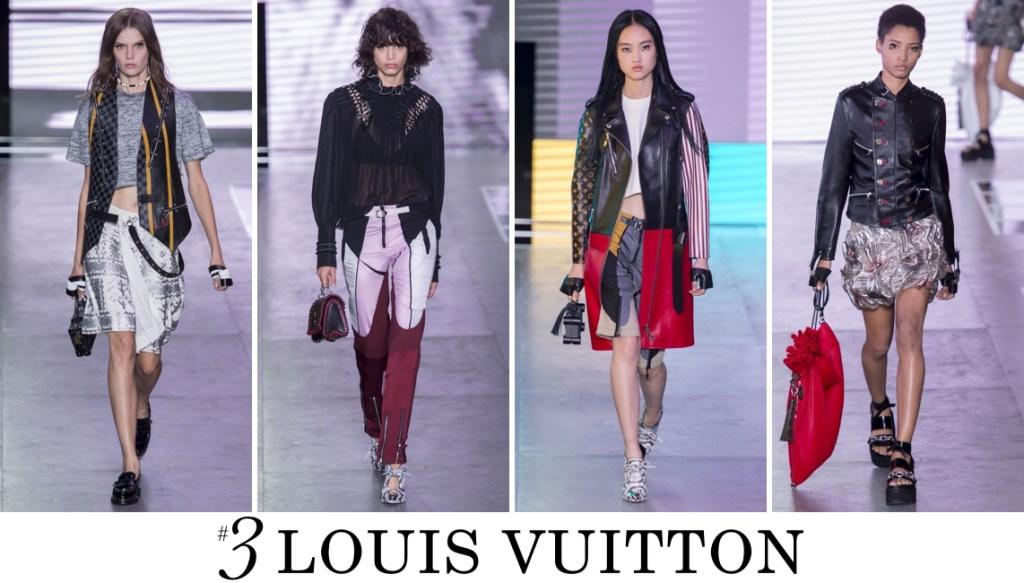 Louis Vuitton Top 10 spring 2016 fashion show photo