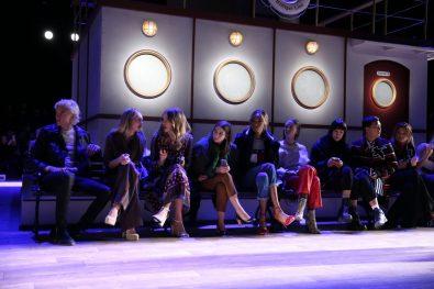 Lucky Blue Smith, Immy Waterhouse, Suki Waterhouse, Elizabeth Hilfiger, Jourdan Dunn
