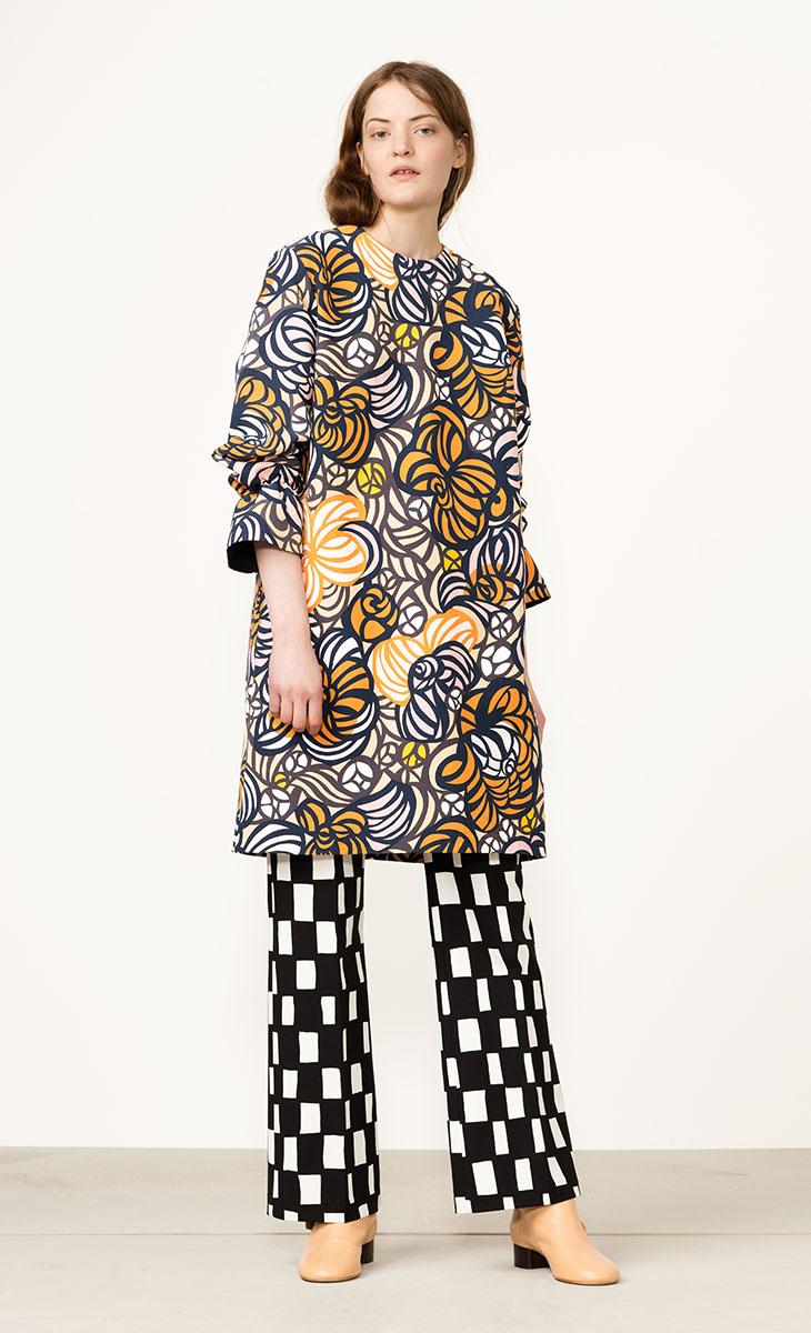 Marimekko-pre-spring-2017-fashion-show-the-impression-04
