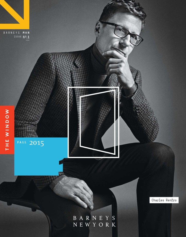 The Window Men's   Fall 2015