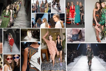 Milan Fashion Week Spring 2016 Fashion Show Top 10 Photo
