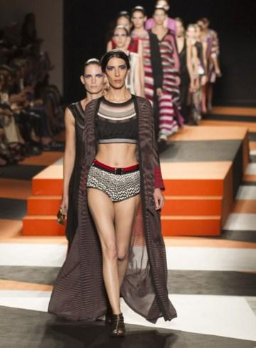 Missoni Spring 2016 Fashion Show Photo