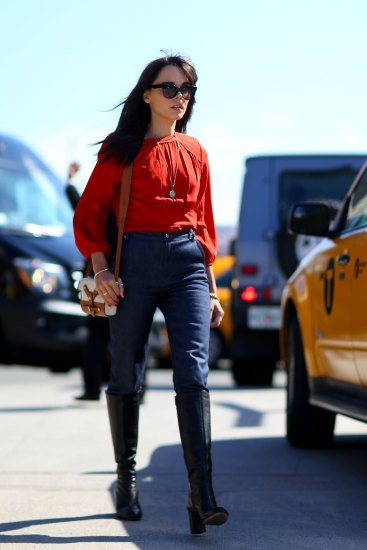 NEW-YORK-FASHION-WEEK-STREETS-STYLE-DAY5-spring-2016-fashion-show-the-impression-63