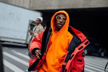 New York Week Fashion Week Men's Street Style Day 3 Fall 2017 - Part 1