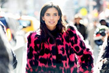 New York Fashion Week Street Style Day 8 Fall 2017 by Myoungsoo Lee