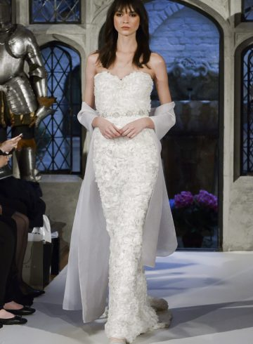 Oleg Cassini Spring 2018 Bridal Fashion Show