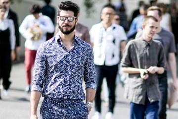 street style paris mens fashion week june 2015