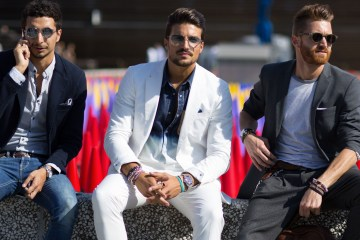 florence mens street style day 1 june 16th 2015 photo
