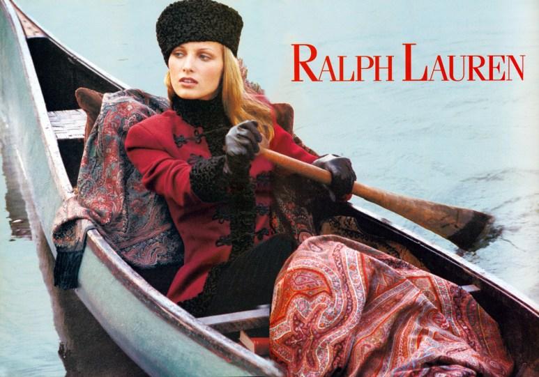 Ralph Lauren Collection FW 1993
