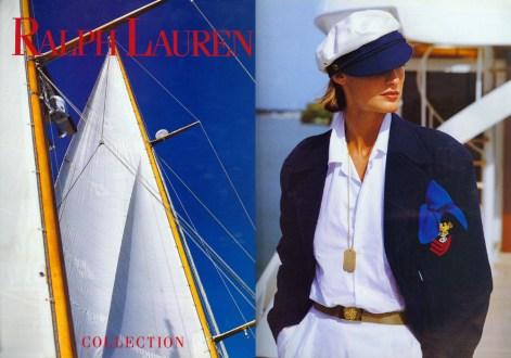 Ralph Lauren Collection SS 1992