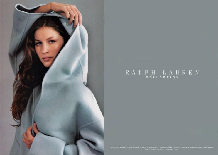 Ralph_Lauren_Collection_Fall_1999_Advertisement_Gisele_Bundchen_theimpression_1