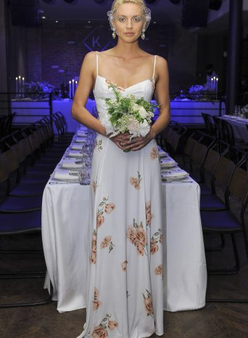 Reformation Spring 2018 Bridal Fashion Show