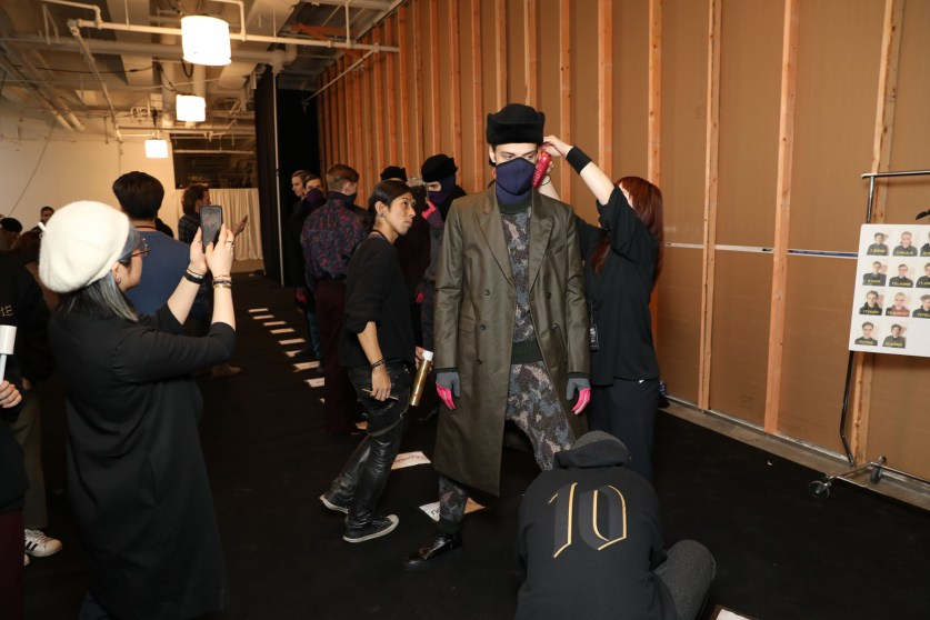 Robert-Geller-Fall-2017-mens-fashion-show-backstage-the-impression-165
