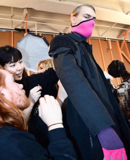 Robert-Geller-Fall-2017-mens-fashion-show-backstage-the-impression-35