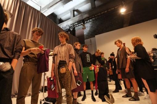 Robert-Geller-fashion-show-backstage-spring-2017-the-impression-024