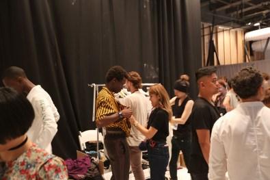 Robert-Geller-fashion-show-backstage-spring-2017-the-impression-043