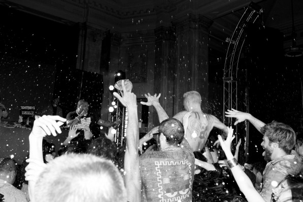 S13 AFTER PARTY - DIE ANTWOORD AND BUSTA RHYMES