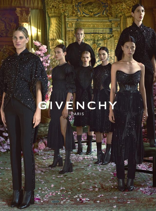 Givenchy-Fall-2015-Ad-Campaign