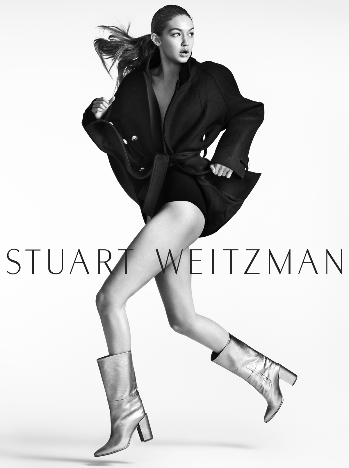 Stuart Weitzman Fall 2016 The Impression 1