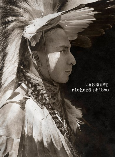 THE WEST.RICHARD PHIBBS. COVER