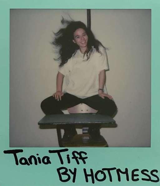 Tania Tiff X HOTMESS