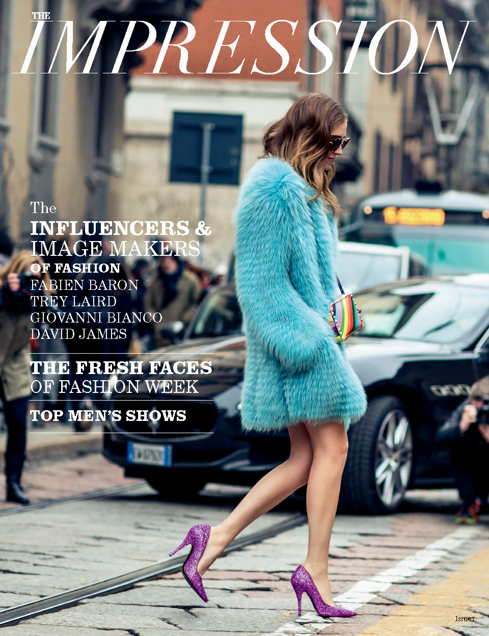 The Impression Cover issue 1