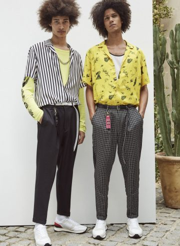 The Kooples Spring 2018 Men's Fashion Show