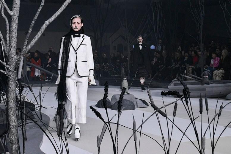 Thom Browne - Presentation - February 2017 - New York Fashion Week