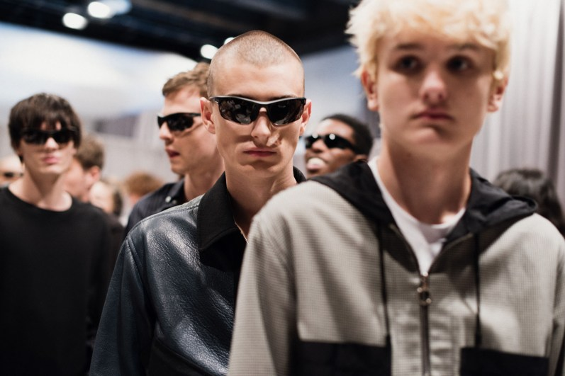 Tim-Coppens-fashion-show-backstage-spring-2017-the-impression-01