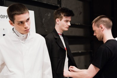 Tim-Coppens-fashion-show-backstage-spring-2017-the-impression-03